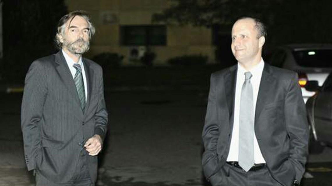 Los camaristas Gustavo Hornos y Mariano Borinsky