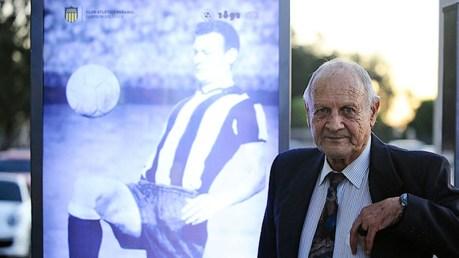 El futbolista uruguayo Nestor Gonçalves murió el 29 de diciembre a los 80 años.