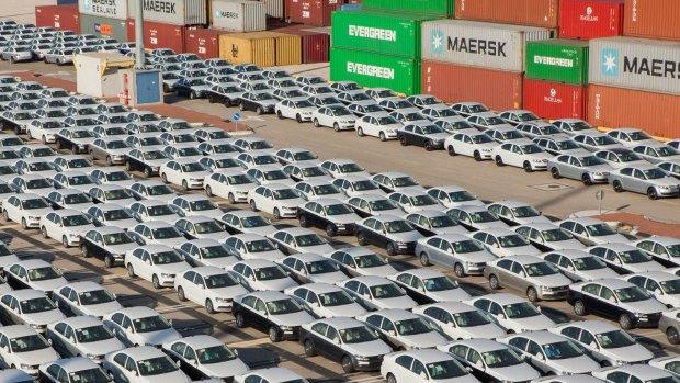 El automotriz es el rubro más deficitario en materia comercial (iStock)