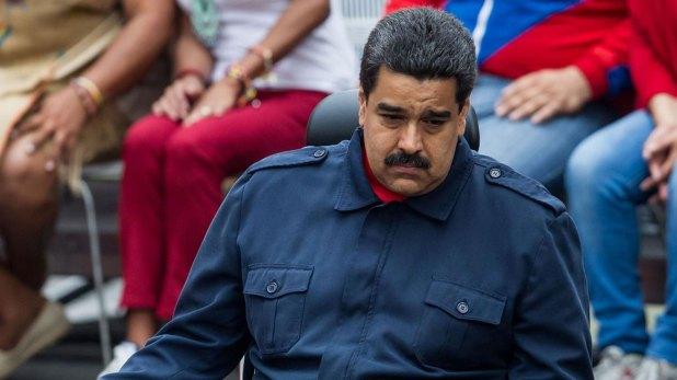 Nicolás Maduro, cada vez más cercado