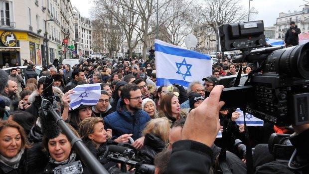 Judíos en Europa (Getty Images)