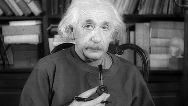 Albert Einstein visitó China en 1922, un año después de ganar el Premio Nobel de Física