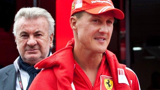 Schumacher fue siete veces campeón de la Fórmula 1 (AP)
