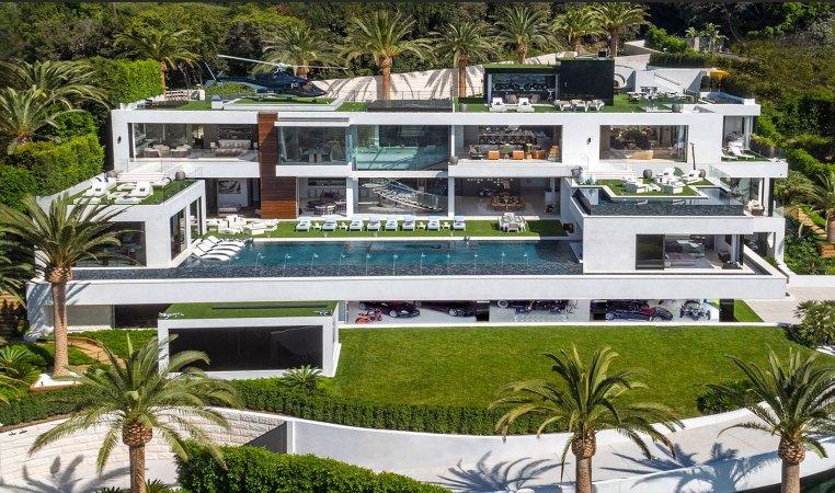 La casa más costosa de la historia de los Estados Unidos: 250 millones de dólares (BAM Luxury Development)