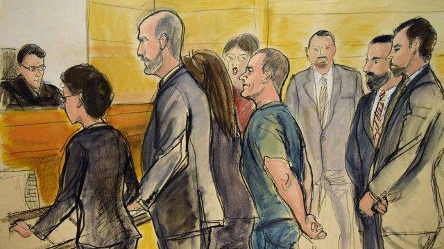 """Las medidas de seguridad para el juicio contra """"El Chapo"""" son extraordinarias dentro y fuera de la Corte de Brooklyn (AP)"""