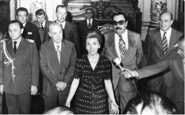 La ex presidenta estuvo primero detenida en El Messidor y luego fue enviada a una base naval en la localidad de Azul