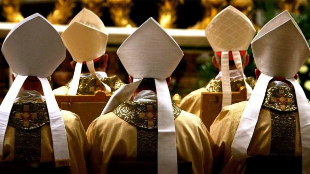 Han sido muchas las acusaciones de pederastia en la Iglesia Católica (Archivo)