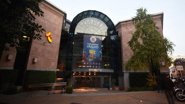 La fachada del edificio de Torneos (Imagen de archivo: Getty)