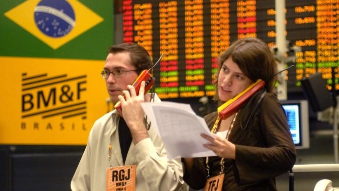 El Bovespa, índice bursátil de referencia en Brasil, quebró su récord histórico el 18 de marzo