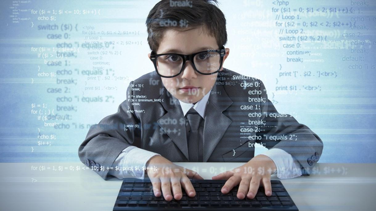 En la era de la comunicación, los niños son usuarios regulares de las nuevas tecnologías (iStock)