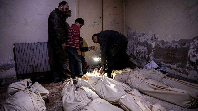 Siria sigue sufriendo una sangrienta guerra (AFP)