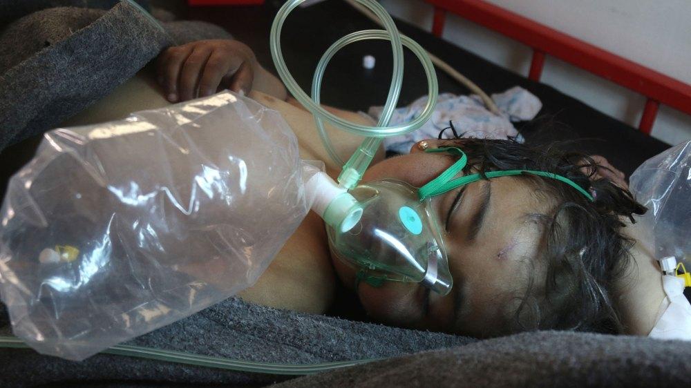 El régimen sirio no ha dudado en usar armas químicas contra la población (AFP)