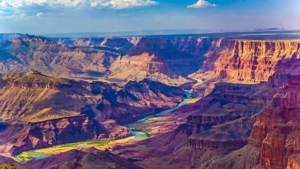 Imagen del Grand Canyon (Archivo)