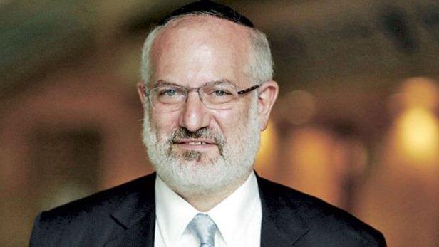 Eduardo Elsztain, co chairman del WEF en la ciudad