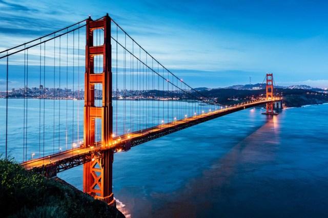 Golden Gate (San Francisco, Estados Unidos)