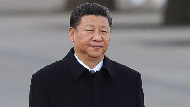El presidente chino Xi Jinping lanzó hace cinco años una inmensa campaña para combatir la corrupción en el país, al tiempo que busca afianzarse como el líder indiscutido (Getty)