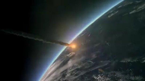 La teoría del meteorito que impactó sobre la Península de Yucatán es la más extendida hasta el momento