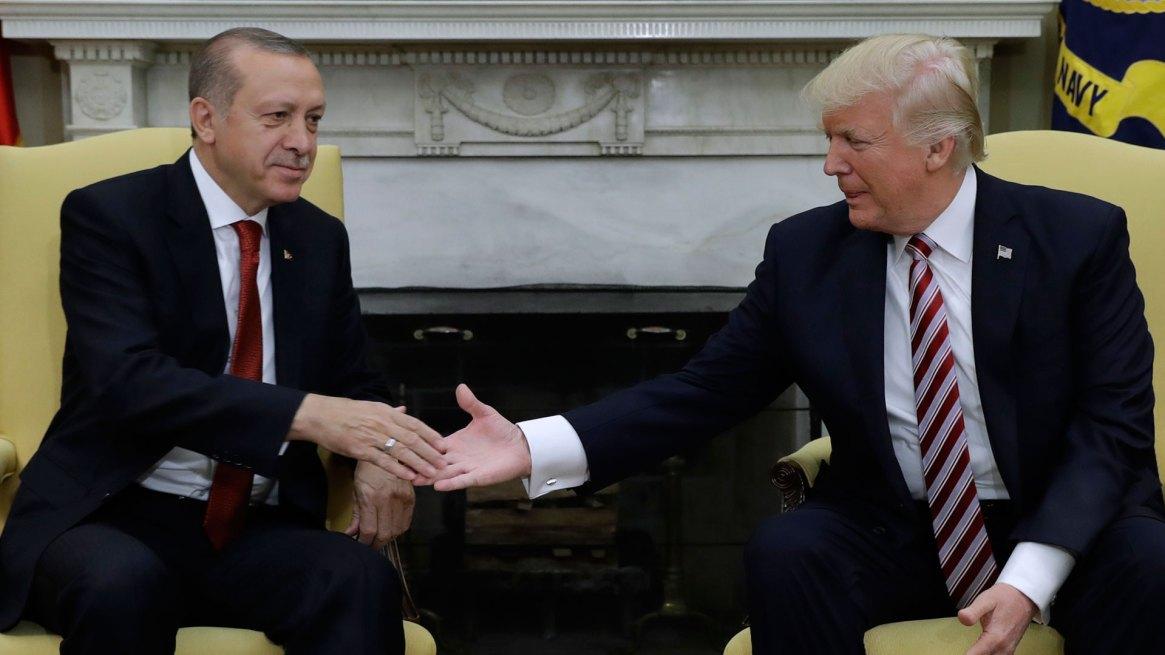 Las relaciones entre Estados Unidos y Turquía se deterioraron en los últimos años (AP)