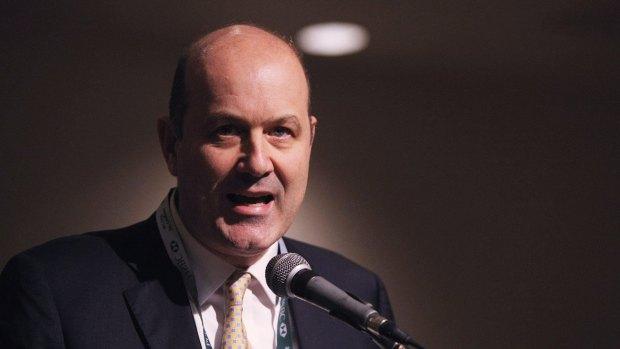 Federico Sturzenegger, presidente del BCRA. (DyN)