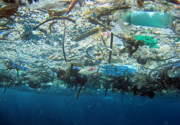 La contaminación de los océanos es una de las mayores preocupaciones (Archivo)