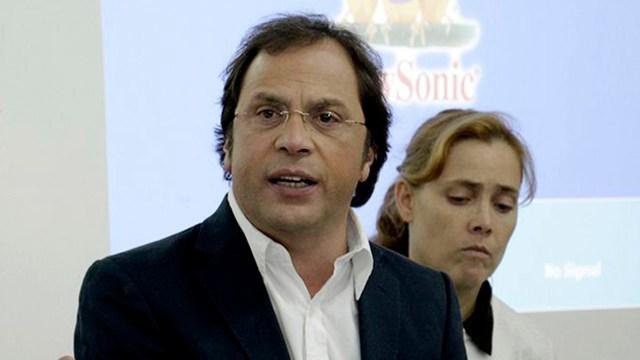 El ex intendente de Almirante Brown y actual diputado nacional, Darío Giustozzi (NA)