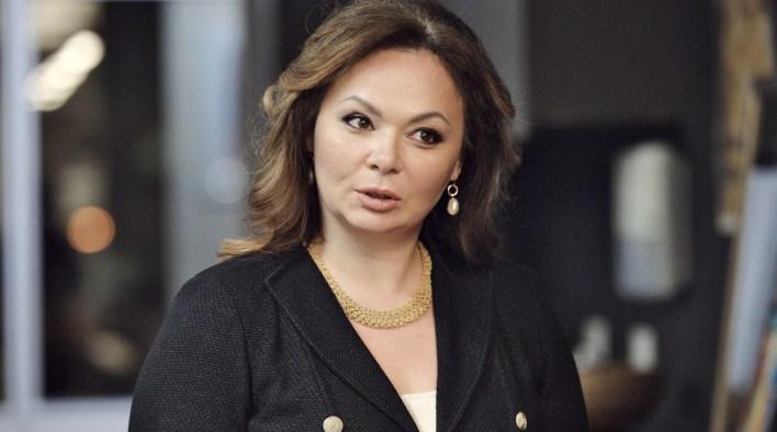 Natalia Veselnitskaya, la abogada rusa que se reunión con Donald Trump Jr. (AP)