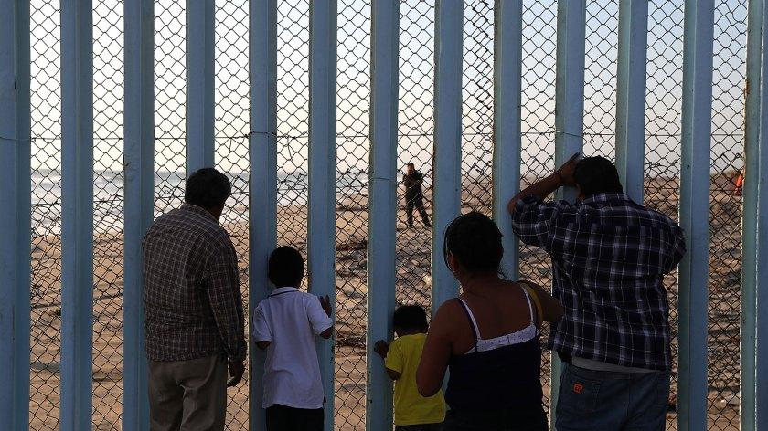 Los problemas en la frontera México-EEUU se extienden ahora a la falta de crédito. (Getty)