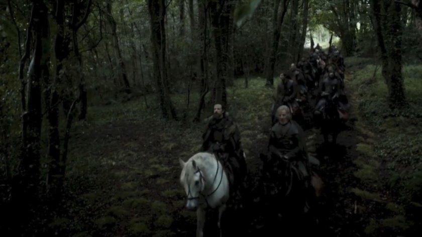 """El líder de la banda """"Snow Patrol"""" apareció unos segundos en Game Of Thrones (Foto: Especial)"""