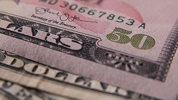 La apuesta por la divisa de EEUUesde los mejores negocios del año. (Adrián Escandar)