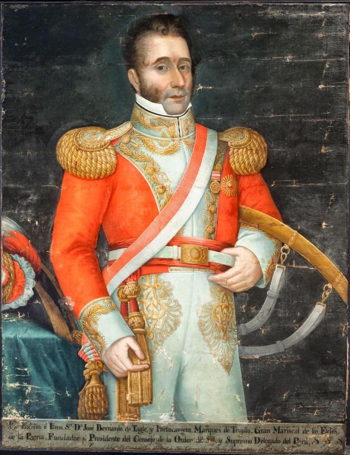 Resultado de imagen para Fotos de José Bernardo de Tagle.