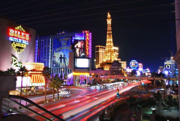 La ciudad de los casinos, la que, según los avisos publicitarios nunca duerme, encabeza la clasificación con un puntuación de 59,53