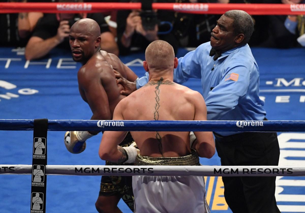Byrd se mete en el medio y finaliza el combate en Las Vegas