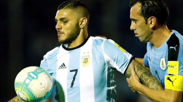 Sampaoli no convocó a Icardi para la actual gira de la Selección (Reuters)