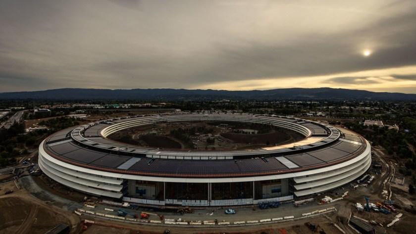 Apple Park, el escenario elegido para lo anuncios del 12 de septiembre