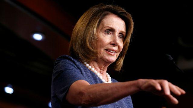 """La líder demócrata de la Cámara de Representantes aseguró que """"será un nuevo día"""" para el país después de que su partido arrebató la mayoría a los republicanos en los comicios de mitad de término"""
