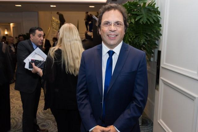 Giustozzi fue uno de los dirigentes aliados a Sergio Massa en el Frente Renovador (Martín Rosenzveig)