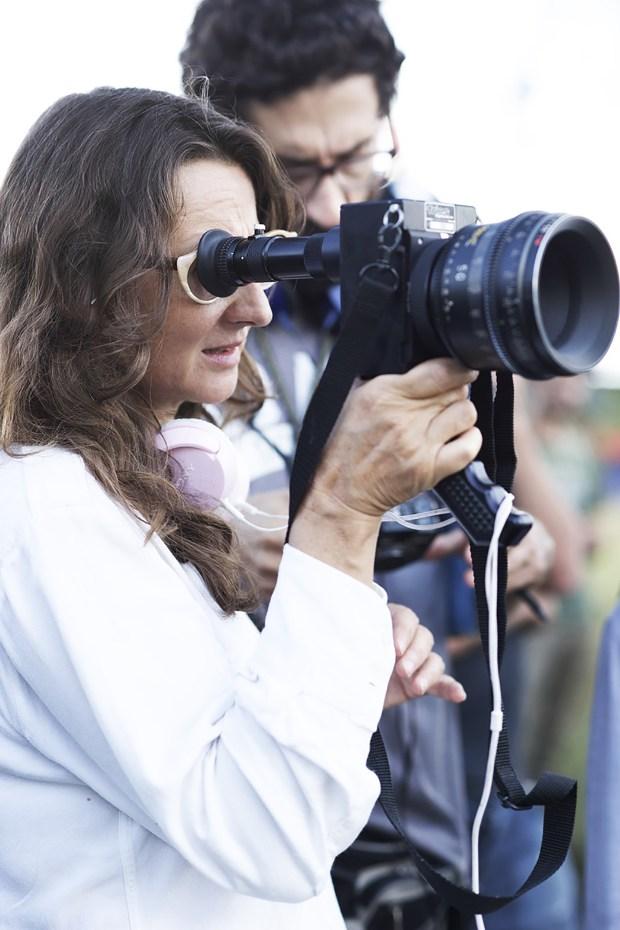 """Lucrecia Martel, directora de """"Zama"""", la última película argentina que competirá por un lugar en los Oscars"""