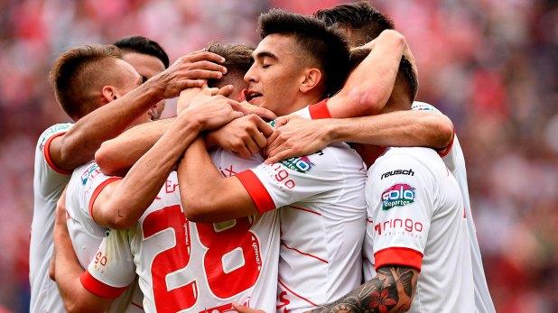 Argentinos sueña con el ingreso a la Copa Libertadores (Crédito: Telam)