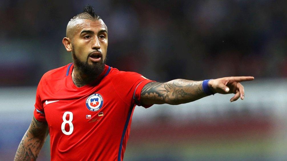 Arturo Vidal comanda a Chile para enfrentar a México y Estados Unidos en fecha FIFA - Infobae