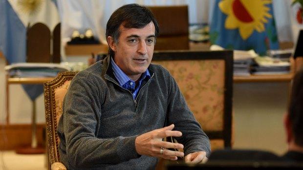 Esteban Bullrich, candidato a senador nacional