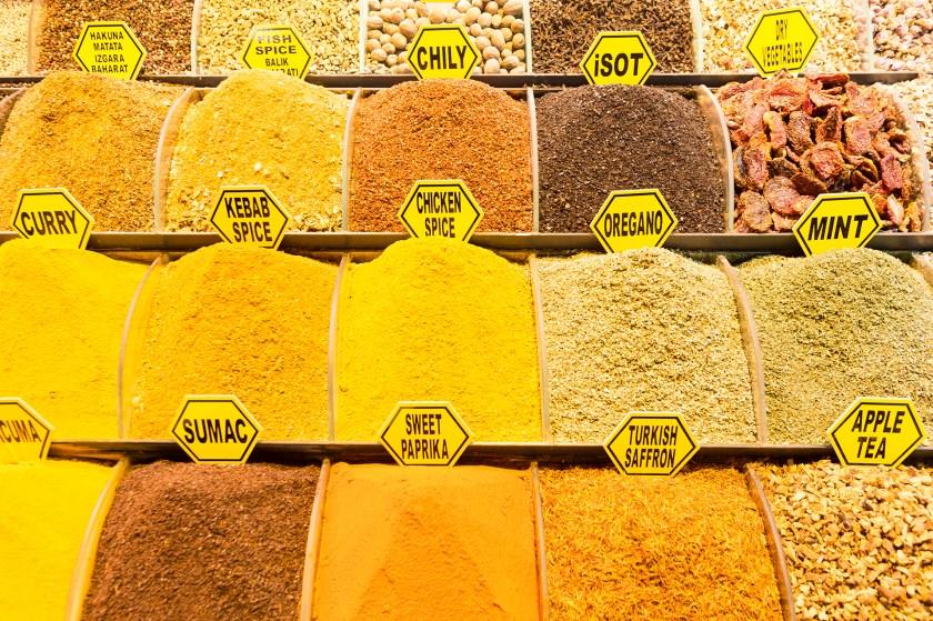 El Bazar de las Especias es una de las principales atracciones de Estambul (Getty images)