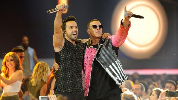 Luis Fonsiy Daddy Yankee cuentan con diez nominaciones cada uno (Crédito de Foto: Getty Images)