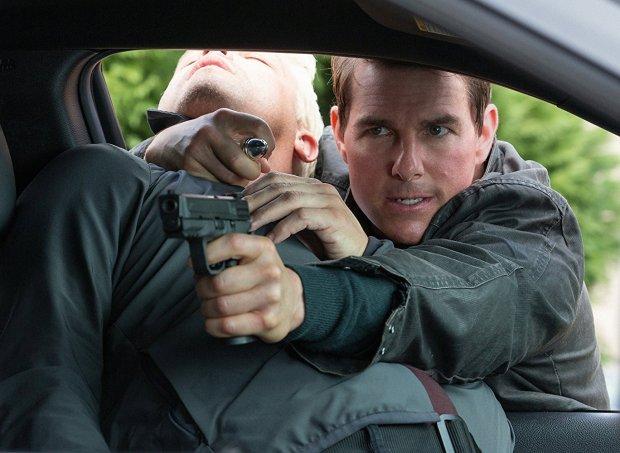 Es la segunda colaboración entre Tom Cruise y Robert Duvall. La primera fue en 1990 en Days of Thunder
