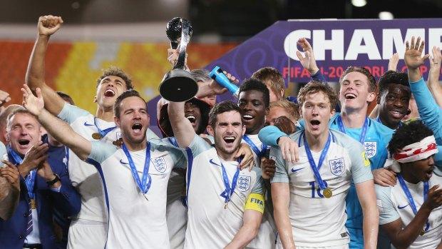 En Corea del Sur 2017, Inglaterra podría haber sido el último campeón mundial Sub 20 (Getty)