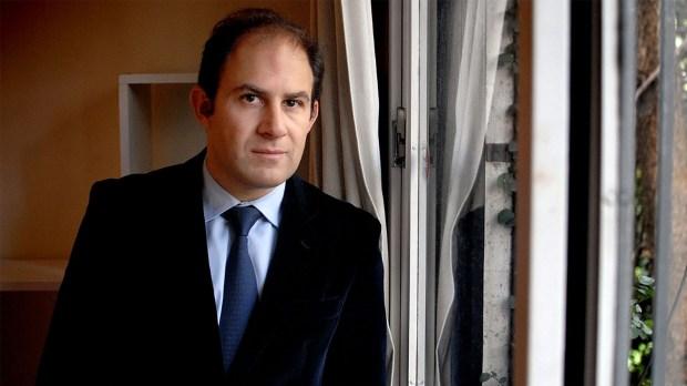 Mariano Caucino, nuevo embajador argentino en Israel (Nicolás Stulberg)