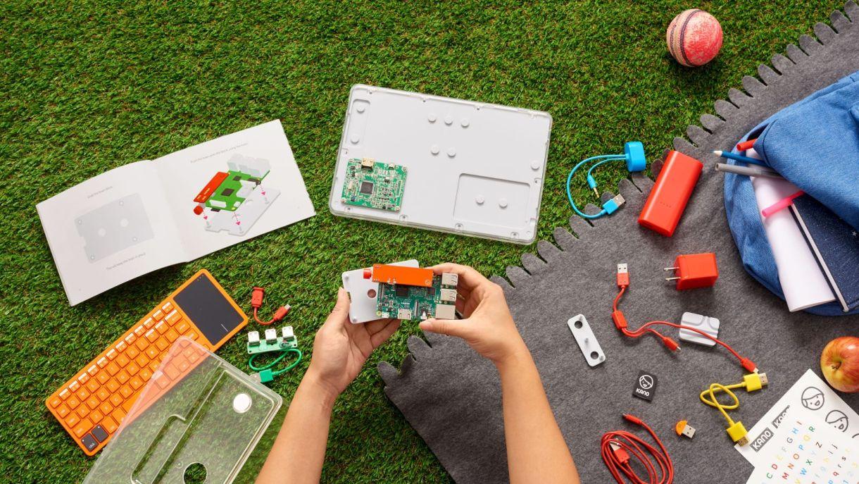 Icana Science Camp propone que los niños exploren el mundo de la programación (Kano)