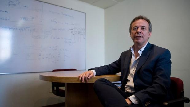 Daniel Artana, Economista Jefe de Fiel (Adrián Escandar)