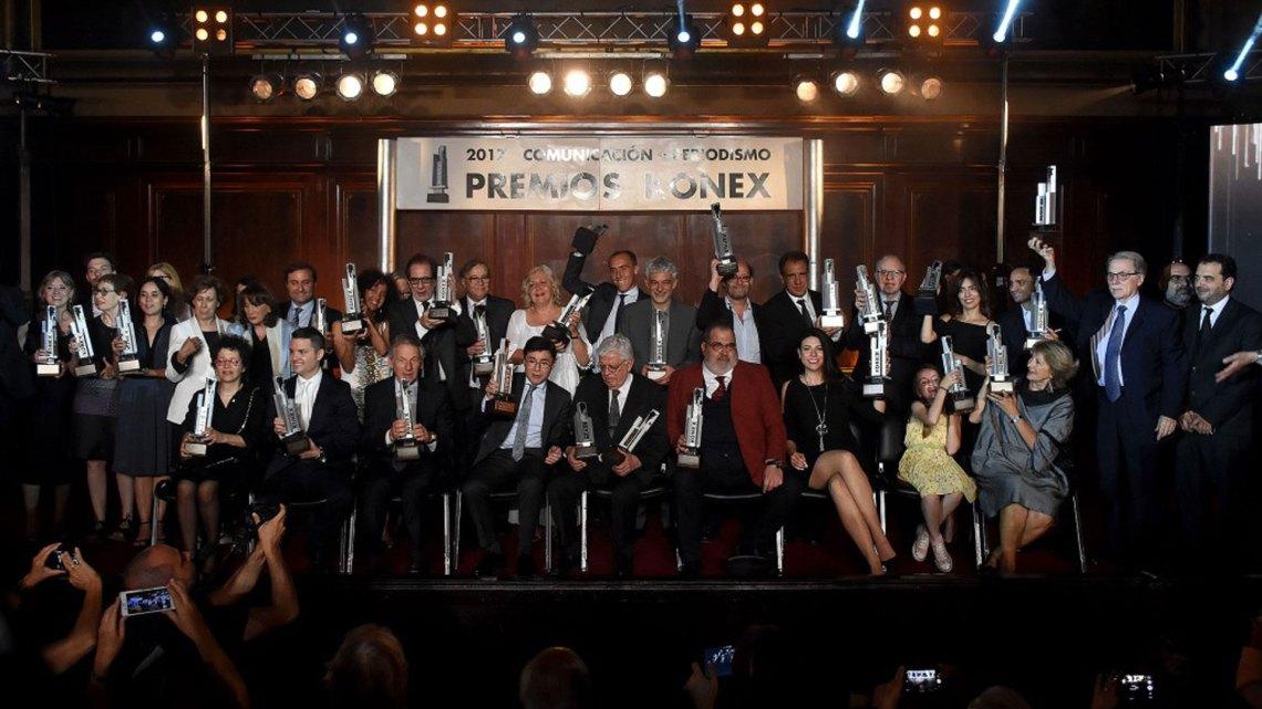 Los ganadores de los premios Konex 2017