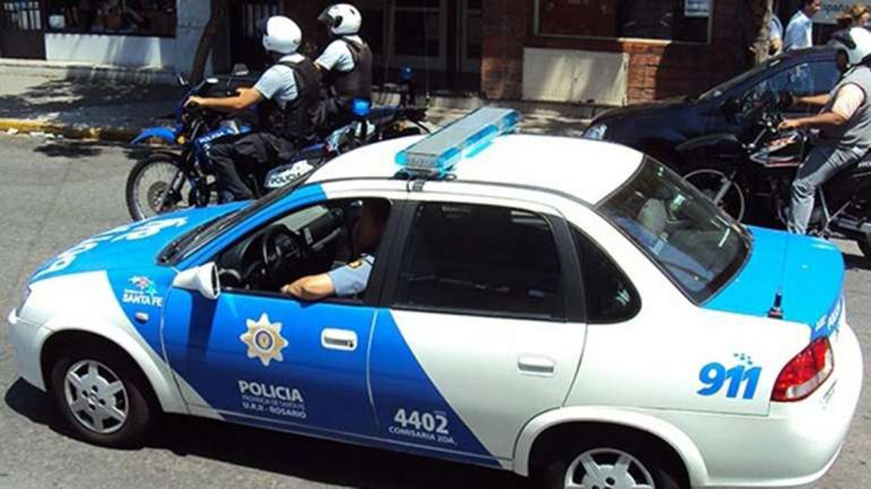 Una banda de asaltantes entre los que se encontraban tres policías fue condenada por robar bancos en Rosario(imagen de archivo)