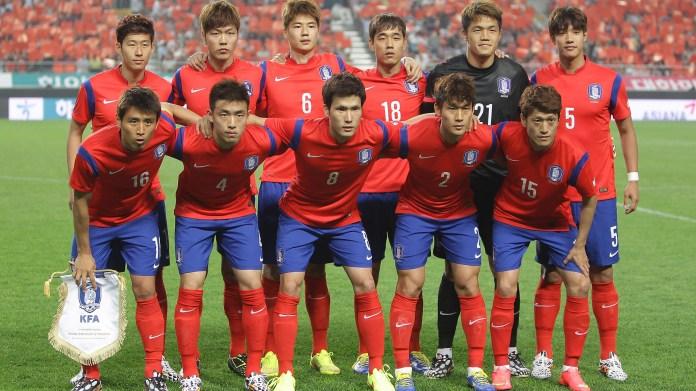 Con un promedio de edad de 27 años, el valor de Corea del Sur es de 80,12 millones de dólares